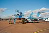 RIAT - Fairford 2011 Su-27