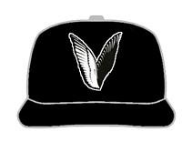 detailed look fa819 b69a4 ... Grande Valley WhiteWings cap logo, at  farm7.staticflickr.com 6008 5945116566 10de6d0092.jpg.