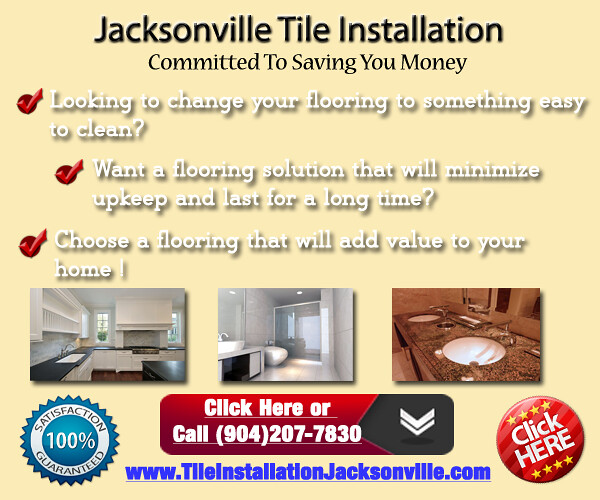 Tile And Jacksonville And Florida