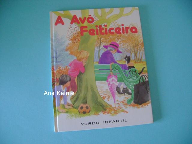 LIVRO COLECÇÃO ANITA - VERBO INFANTIL - 1983