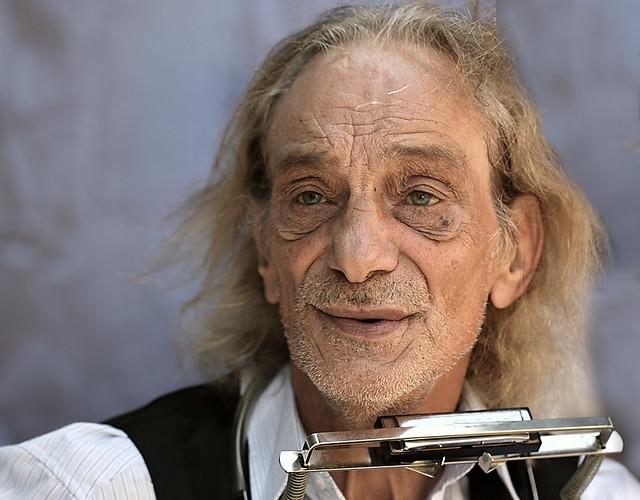 Elderly Musican