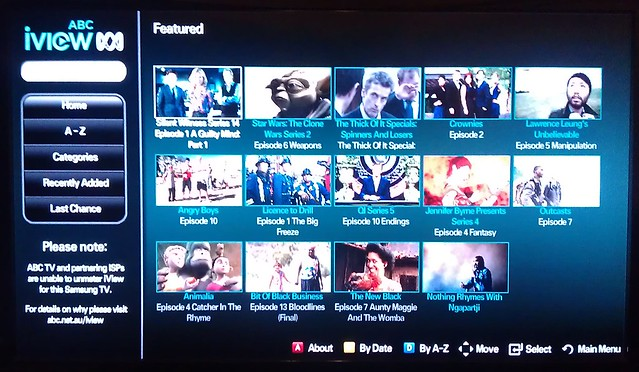 Abc Tv Iview At The Movies