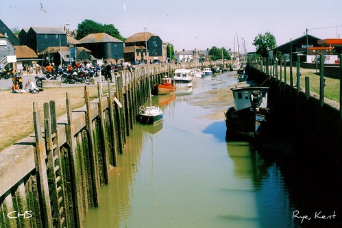 Rye, Kent   35mm (2003) by Stocker Images