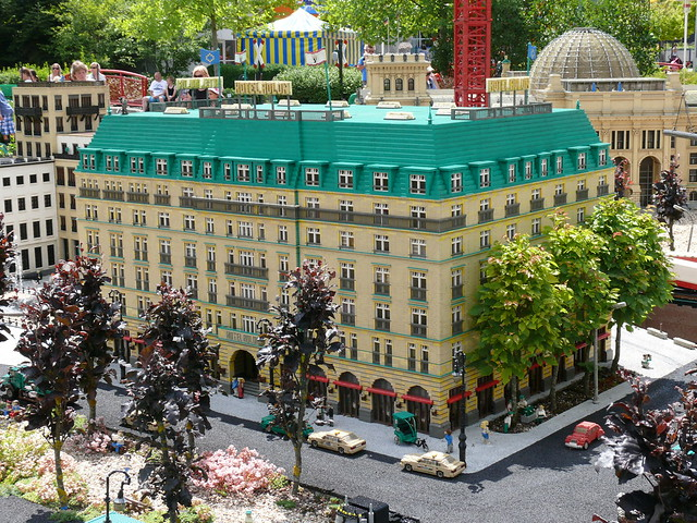 Berlin - Hotel Adlon