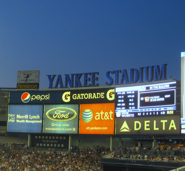 Yankee Stadium (Blue Hour)
