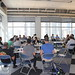 Google Chicago Hackathon, July 2011 > Work Panorama by danxoneil