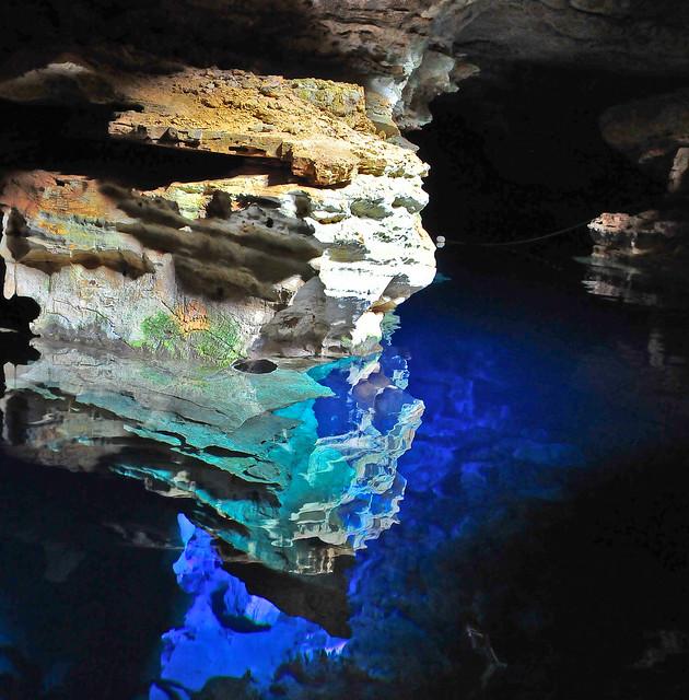 Poço Azul  Itaetê-BA  -  UM4_1274-1