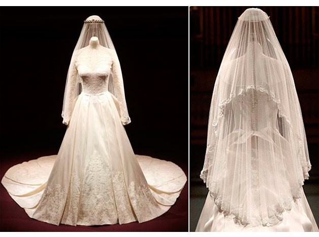The royal wedding dress a story of great british design for British royal wedding dresses