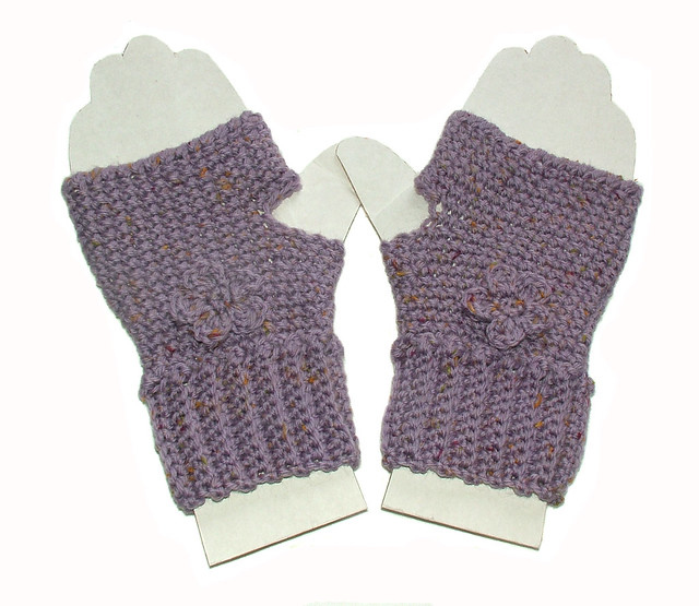 Fingerless Gloves Pattern Convertible Glove Mittens by tiedyediva