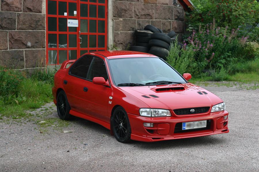 1999 Subaru Impreza GT