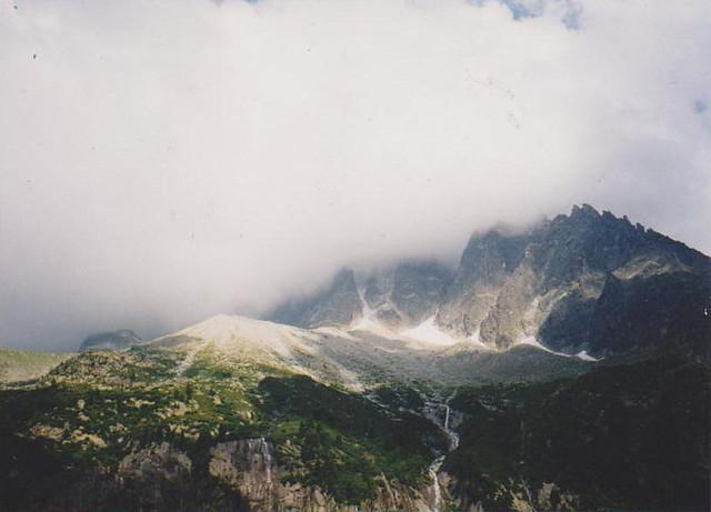 "The ""haunted"" Valley (Chamonix)"