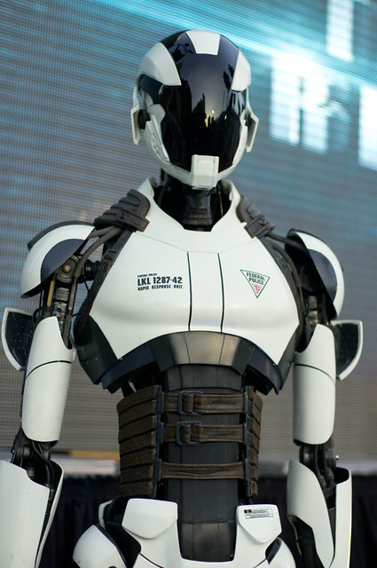 Total Recall Robot