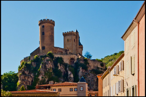 france castle midi chateau francia castillo ariege pyrenees pirineos foix mediodia