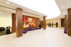 Reception area Hotel Crowne Plaza Amsterdam
