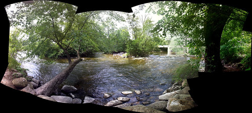 autostitch panorama nature river landscape michigan dexter huron iphone hudsonmillsmetropark photosynth