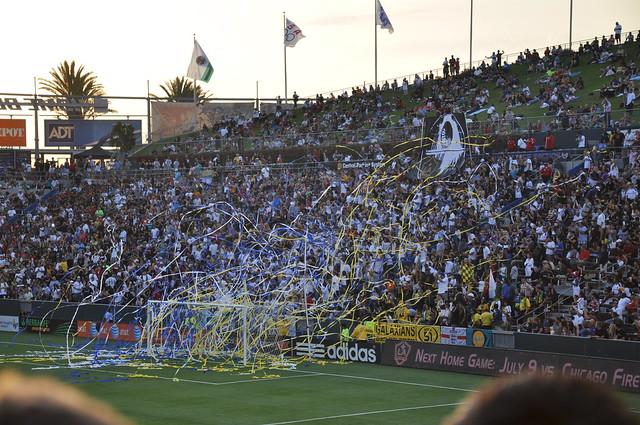 LA Galaxy Fans