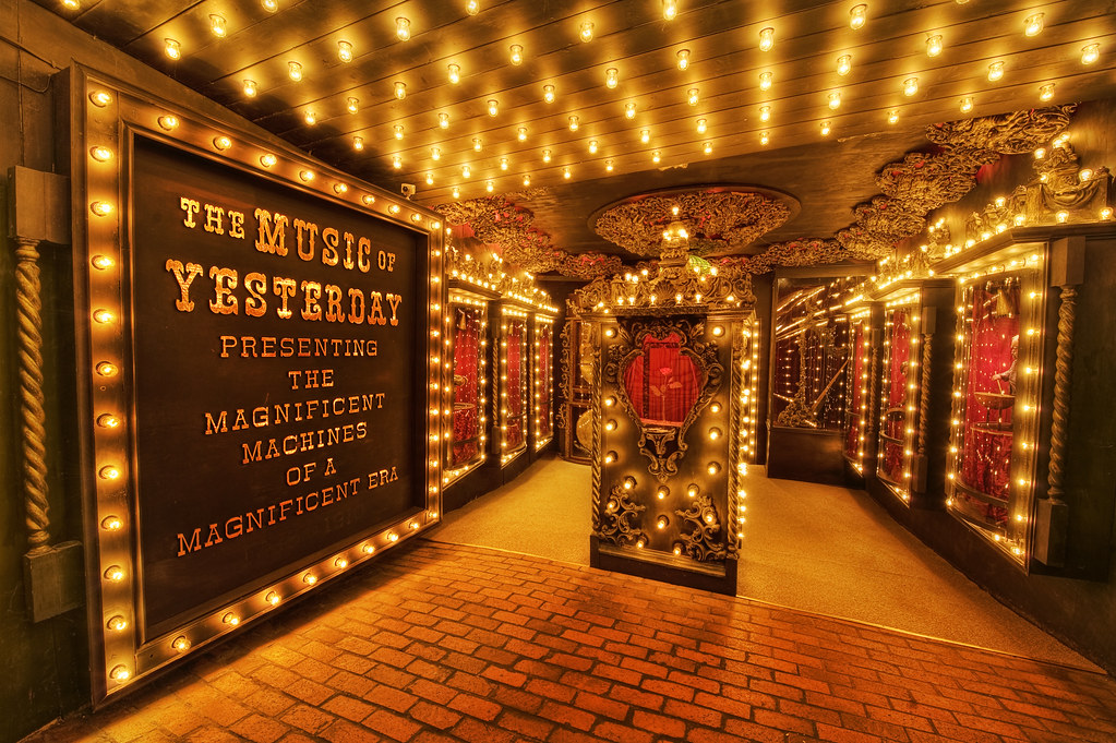 The Magnificent Machines of Yeserday (House on the Rock)