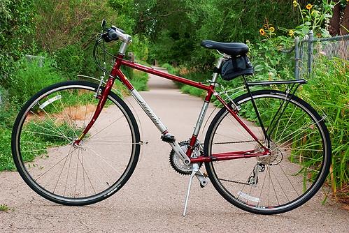 My New Bike - Jamis Coda Femme