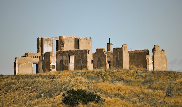Fort Laramie National Historic Site by CC user gianinal on Flickr