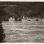 007.  Hochwasser 1954 Sarmingstein [1024x768]
