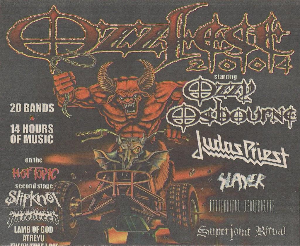 ozzfest 07