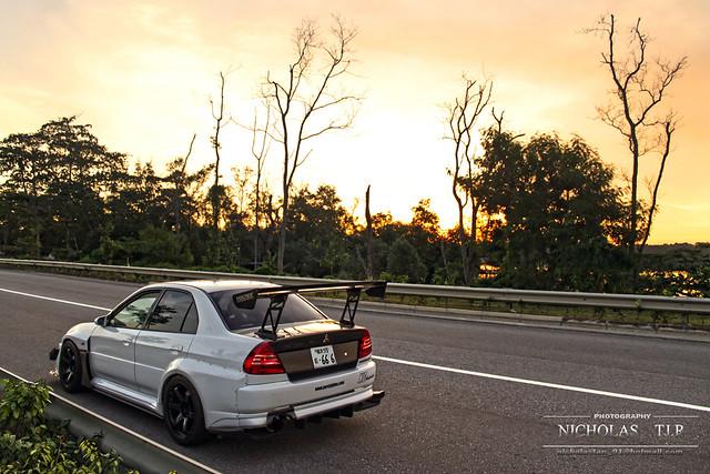 Mitsubishi Evolution 6.5 RS2