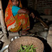 Cooking Dinner with Okra - Hatiandha, Bangladesh