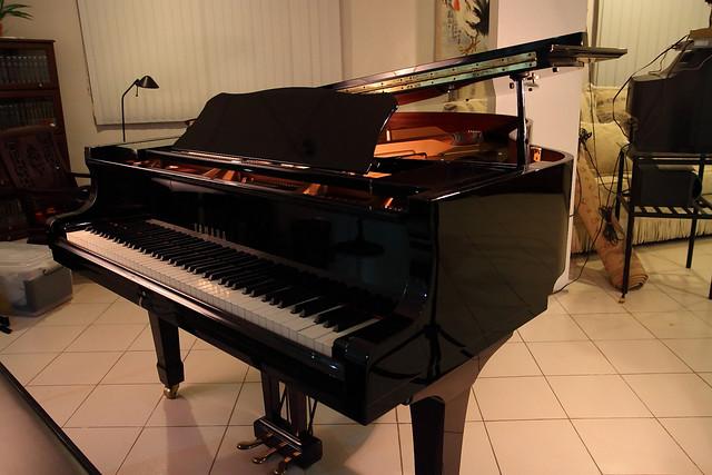 yamaha grand piano c3 - photo #29