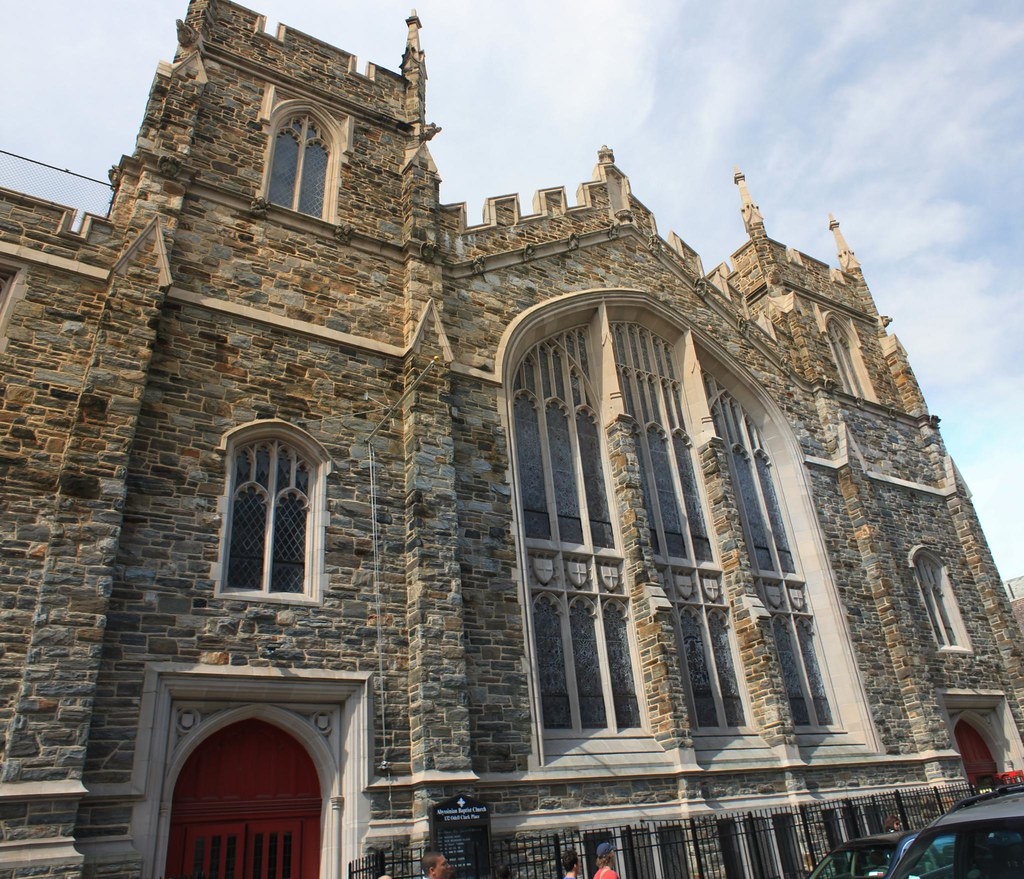 Abyssinian Baptist Church & Community House