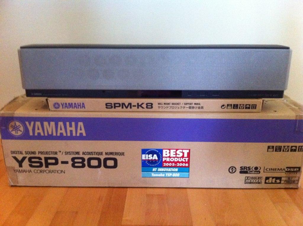 Yamaha ysp 800 sound bar flickr photo sharing for Yamaha ysp 900 soundbar