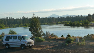 Van Down by the Deschutes River