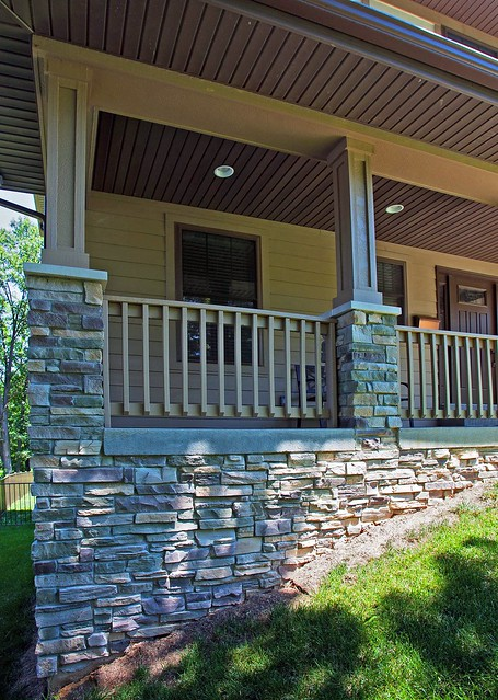Stone porch flickr photo sharing for Stone porches photos