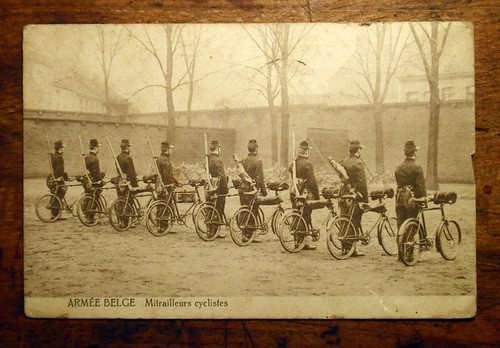 Army Cyclists