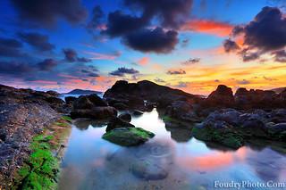 oceanic Sunset