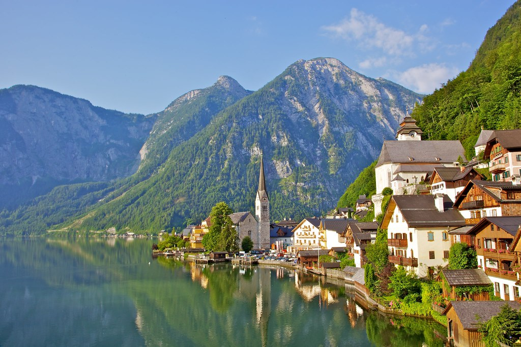 Best Walks in Europe: Hallstatt, Austria