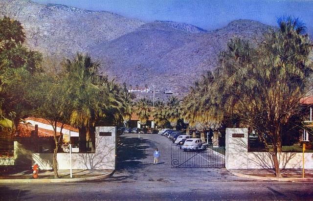 Desert inn palm springs ca flickr photo sharing for Palm springs strip hotels