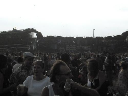 Storm at Ottawa Bluesfest