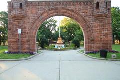 Pershing Field Memorial Park