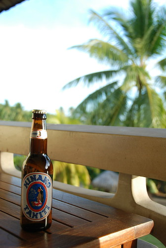 HINANO (The beer of Tahiti)