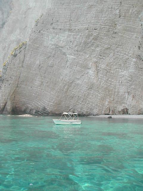 Zakynthos (Zante) small boat