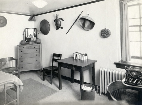 Tripp/Adams single room, 1930s