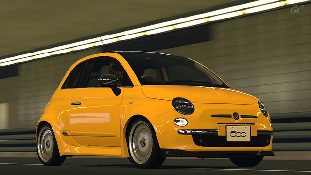Fiat 500 1.2 8V Lounge SS '08 | Flickr - Photo Sharing!