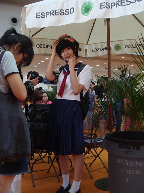 深圳动漫节第二日图选-星宫动漫
