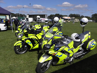 CARS, POLICE CARS POLICE BIKES PSNI AND  TRUCK SHOW IN NEWCASTLE 23RD JULY 2011
