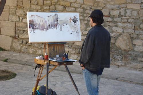 XIV concurs de pintura ràpida
