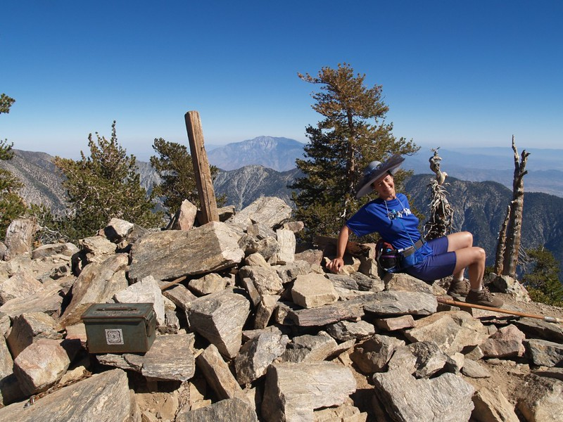 San Bernardino Peak Summit