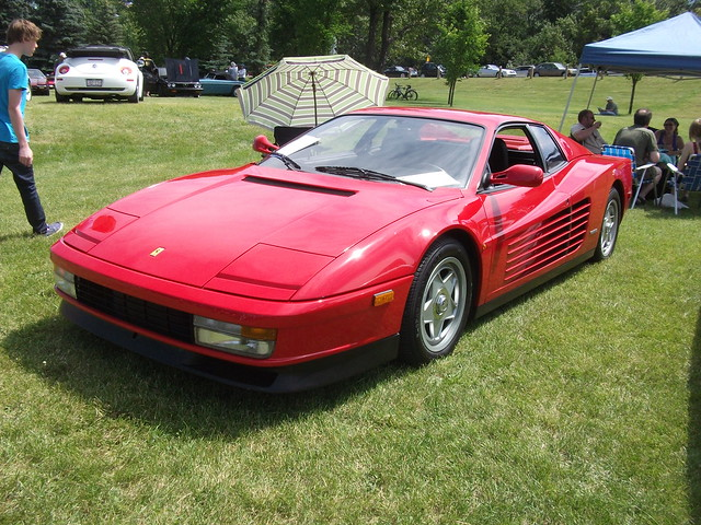 1987 ferrari testarossa flickr photo sharing. Black Bedroom Furniture Sets. Home Design Ideas