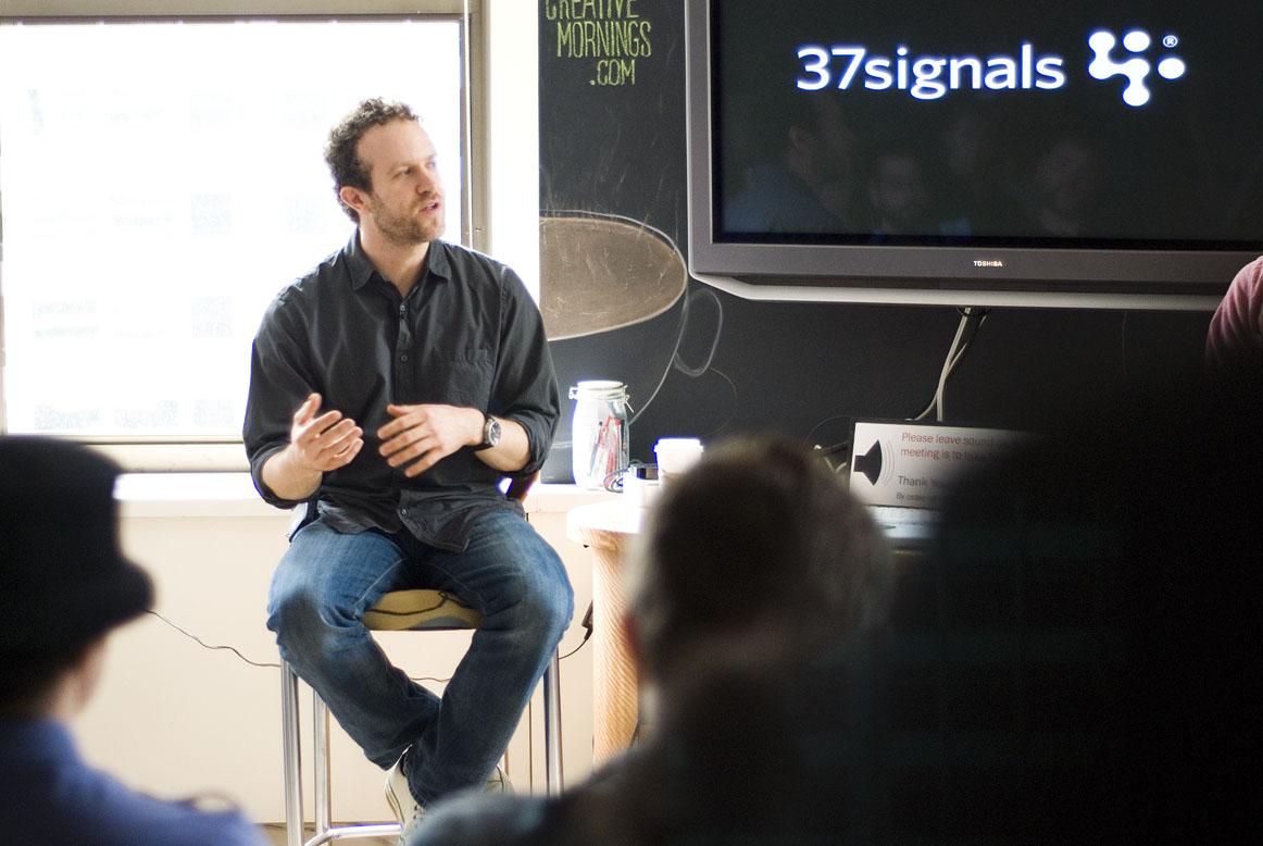 37signals переименовывается в Basecamp и будет делать только один продукт