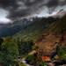 Tormenta d'estiu a la Vall d'Incles ©Isaac Torrontera