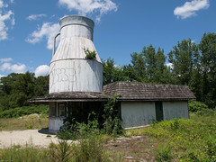 Milk Jug Building
